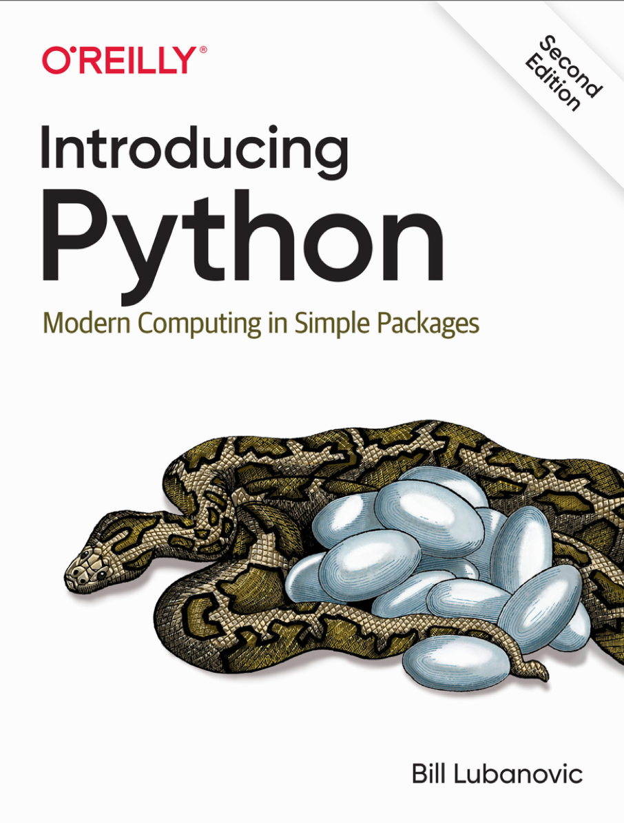 Introducing Python: Modern Computing in Simple Packages at Social-Media.press