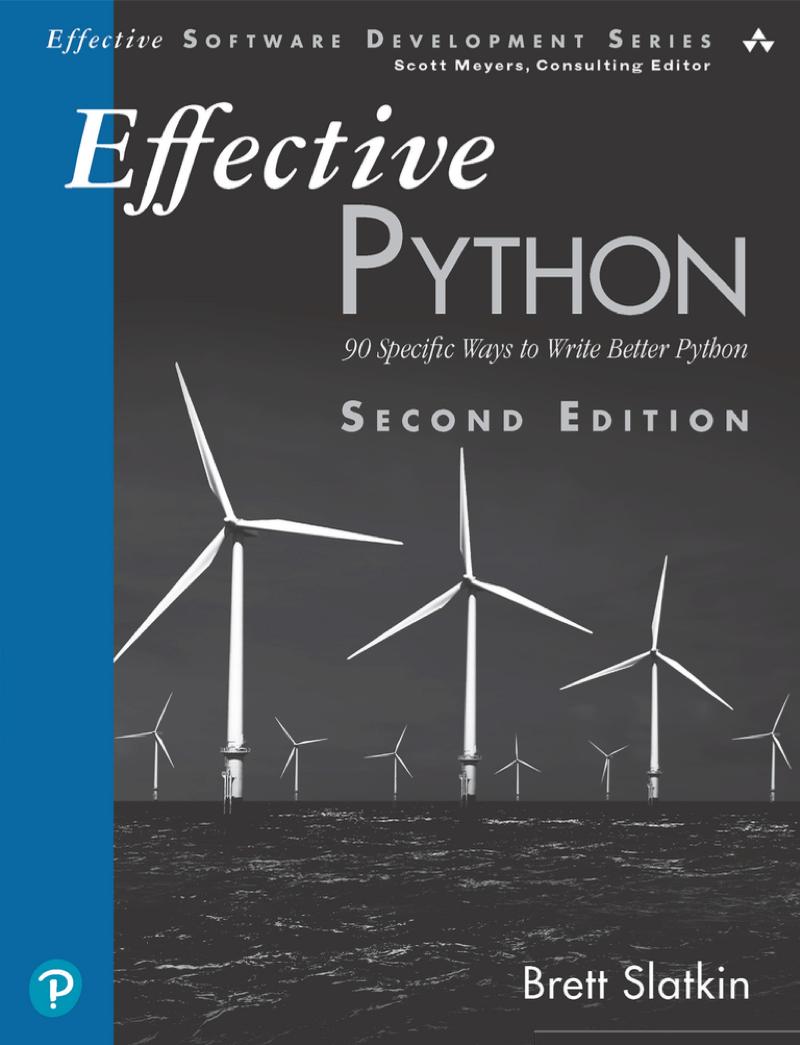Effective Python. Second Edition at Social-Media.press