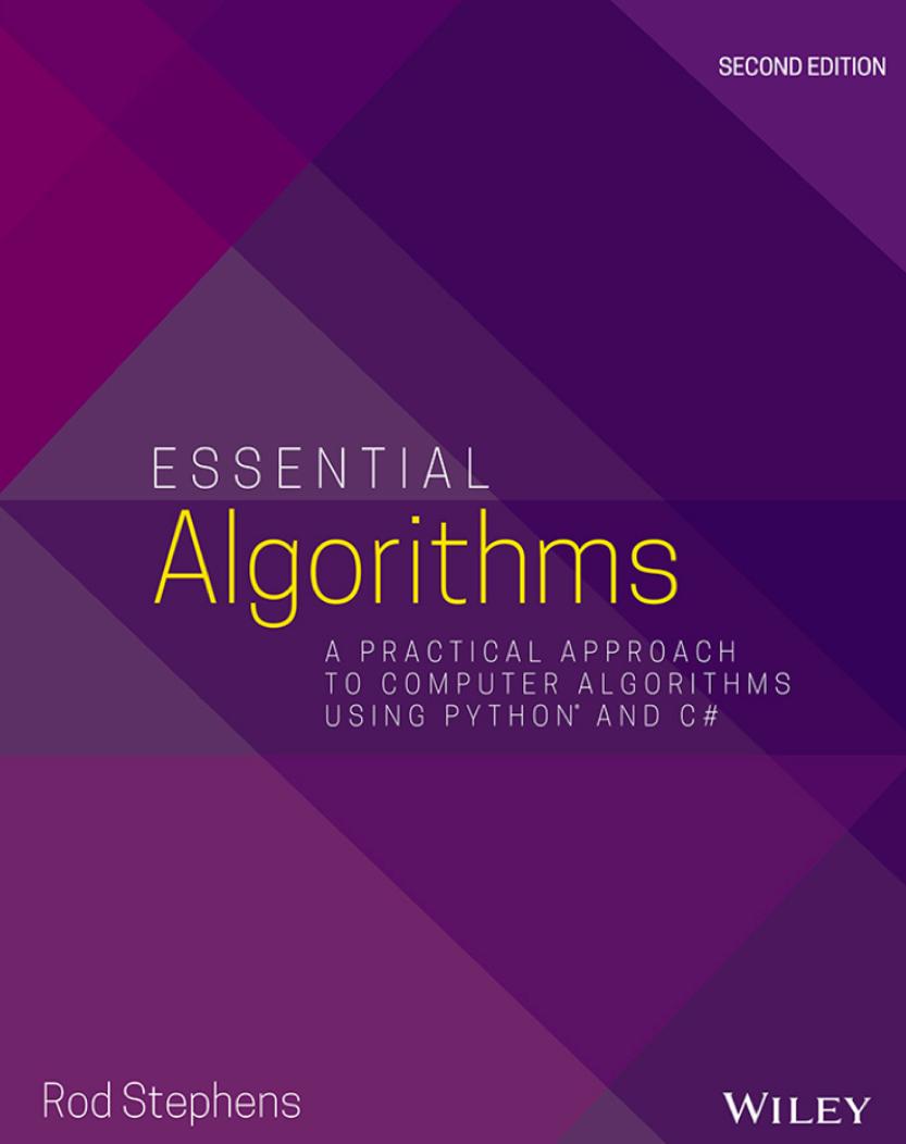 Essential Algorithms at Python.Engineering