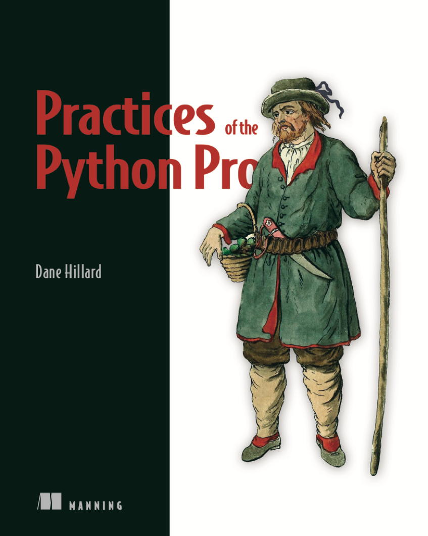 Practices of the Python Pro at Social-Media.press