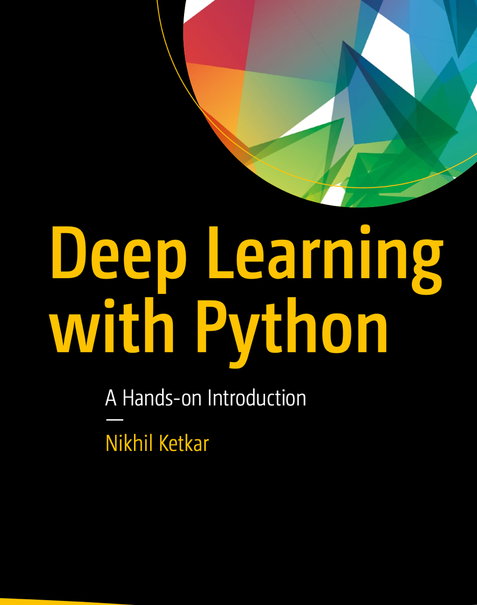 Deep Learning with Python: A Hands-on Introduction at Python.Engineering