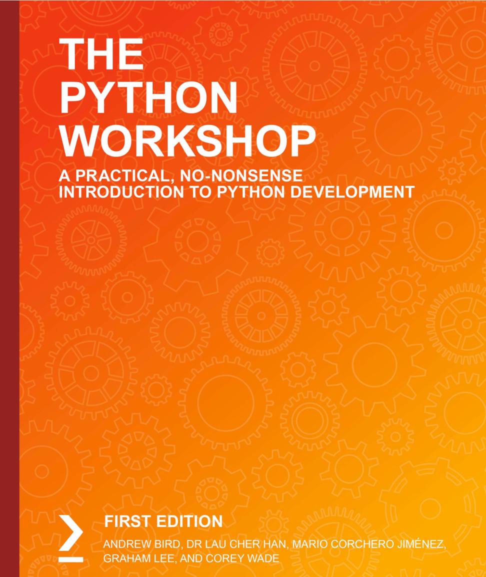 The Python Workshop on python.engineering
