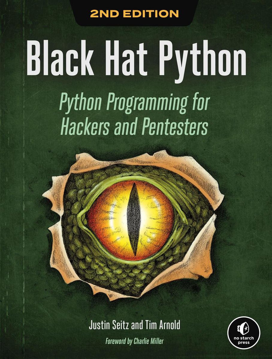 Black Hat Python on python.engineering